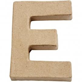 Letter E - klein