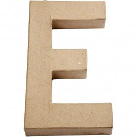 Letter E - groot