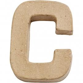 Letter C - klein