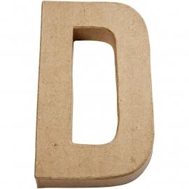 Letter D - groot