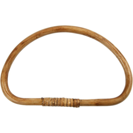 Handtas beugel bamboe - set van 2