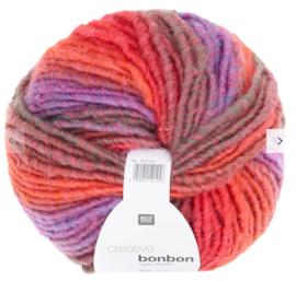 Creative Bonbon - roze / paars / oranje