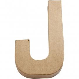 Letter J - groot