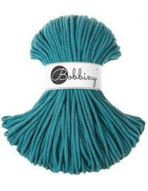 Bobbiny premium cord - 5 mm - 100 m - teal