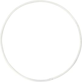 Metalen draadring - 10 cm - macramé / haken