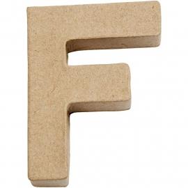 Letter F - klein