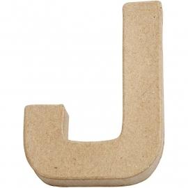Letter J - klein