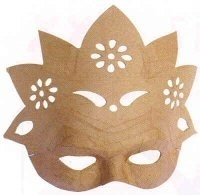 Masker - zonneprinses