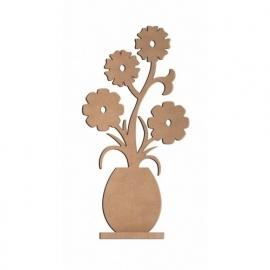 Bloemen in vaas - L