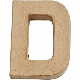 Letter D - klein