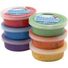 Foam clay - METALLIC KLEUR assortiment