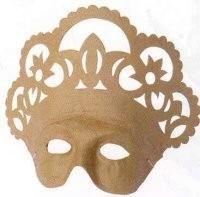 Masker - koningin