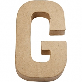 Letter G - groot