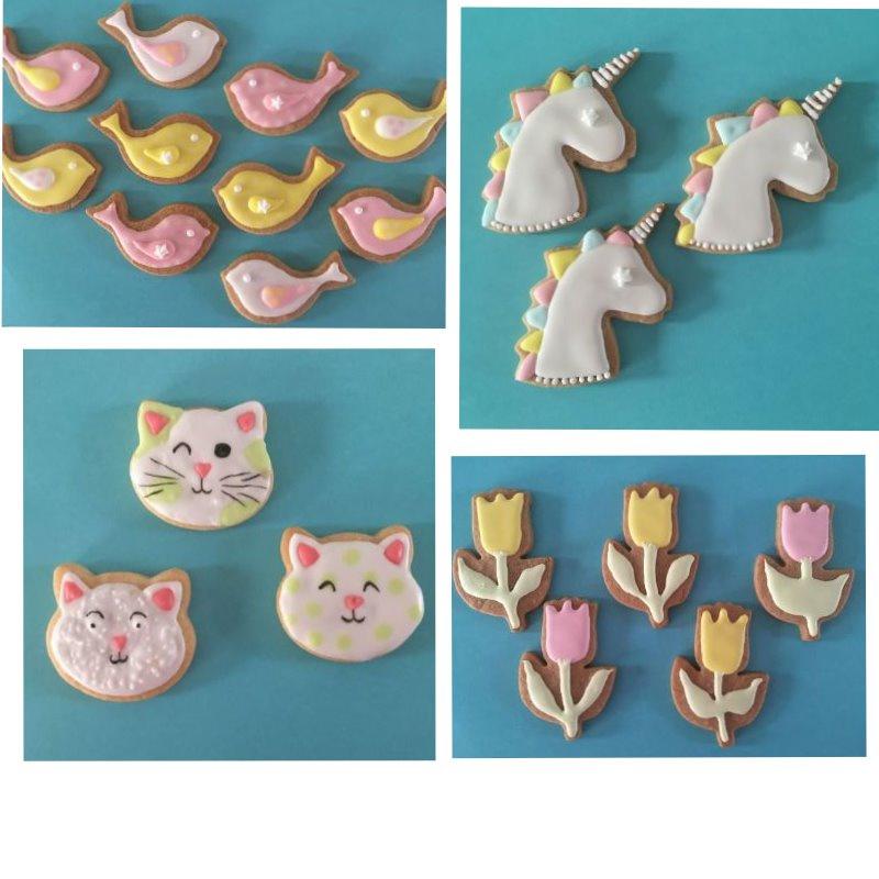 Crazy Cookies - basis - 2 uur - €25,00