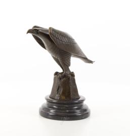 Havik Altorf art deco bronzen beeld