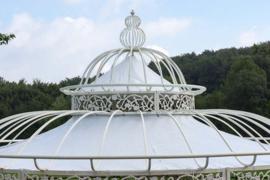 Dak voor prieel Romantiek 350-500 cm.