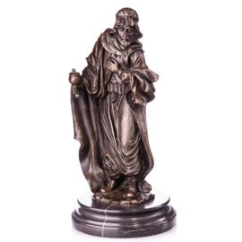 Koning Balthasar bronzen beeld