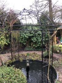 Prieel Garden metaal 250 x 250 x 300
