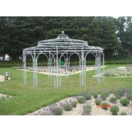 Paviljoen trouwprieel Romance