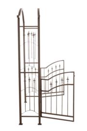 Tuinpoort of rozenpoort Luxa metaal
