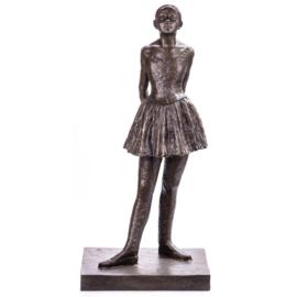 Ballerina bronzen standbeeld