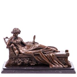 Pauline van Bonaparte bronzen beeld