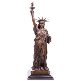 Vrijheidsbeeld van brons