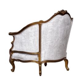 Franse fauteuil in Louis XV-stijl