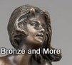 Bronzen beeld Marilyn Monroe