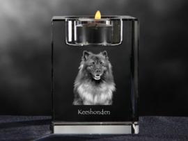 Gedenkkaars met foto van uw dier