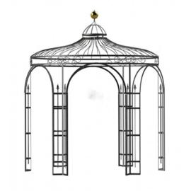 Prieel-paviljoen 8 kant rond 280 cm