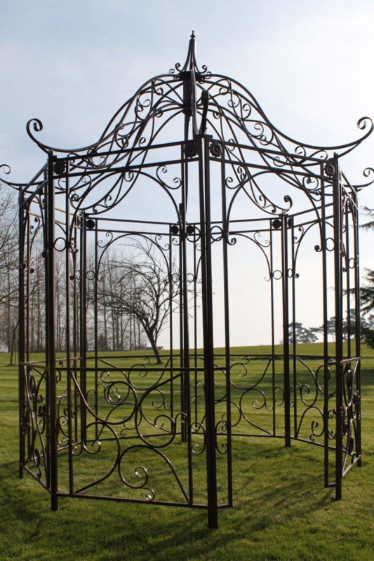 Prieel tuinpaviljoen Versace