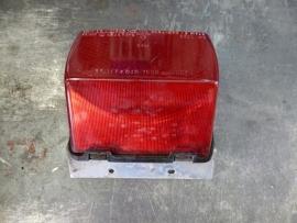 YX600 Radian achterlicht