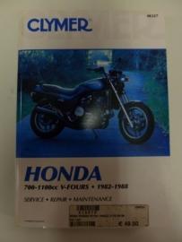 Honda 700-1100cc V-Fours 1988-1982 Clymer