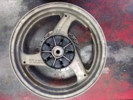 GSXF750 achterwiel