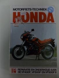 Honda VF400F, VF500F en VF500F II Peter`s