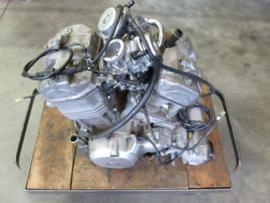 NT650V Deauville motorblok compleet €500,-