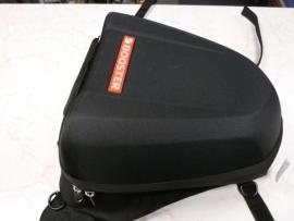 Tail tas Booster met gevormd deksel