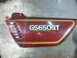 GS650GT Zijkap links