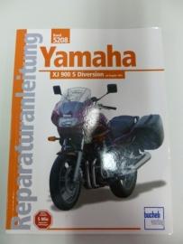 Yamaha XJ900S Diversion vanaf Bj.1995 Reparatur anleitung