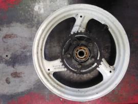 GS500E achterwiel