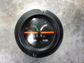 FZ750 benzine/ temperatuurmeter