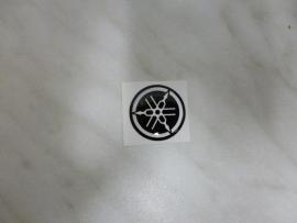 Sticker Yamaha logo 27mm