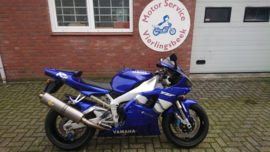 Yamaha YZF-R1`98-`03  Nokkenasketting spanner modificatie