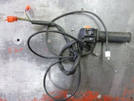 CBR600F`99-`00 stuurschakelaar compleet