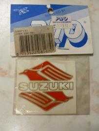 Sticker Suzuki Embleem