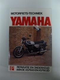 Yamaha XS750D & XS750 2D Peter`s
