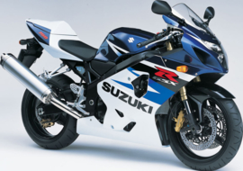 GSXR600/ 750 K4 K5 STVA Reparatie & Modificatie