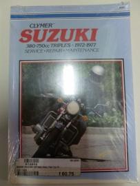 Suzuki GT380/ 550/ 750 1972-1977 Clymer