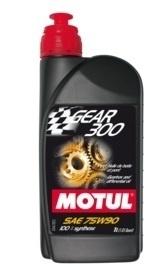 Motul Gear 300 75W90 1L (cardan FJR1300)